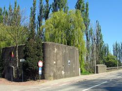 Bunker brug Vroenhoven - Paul Hermans