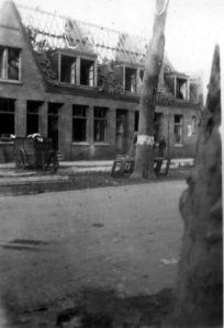 Ambachtsweg 2 blauwdorp 1941 bominslag