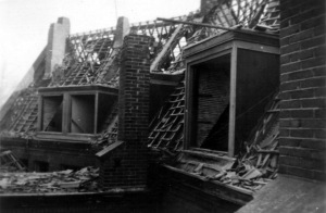 Blauwdorp 2 bominslag 1941
