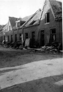 Blauwdorp 4 bominslag 1941