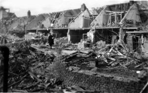 Gildenweg achterkant 1941