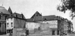 Graanmarkt 196. - Het Bat vóór de restauratie