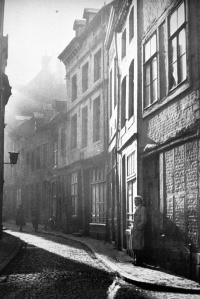 Grote Stokstraat 1960-1