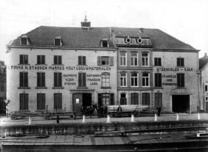 Hasseltkade van 1931 huizen