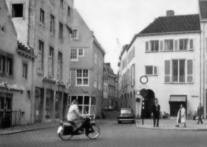 Kleine Stokstraat 197. - M.Smedenstraat na de restauratie