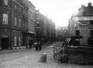M.Brugstraat 1900-1