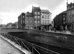 M.Brugstraat 196. - Kleine Stokstraat jaren 60