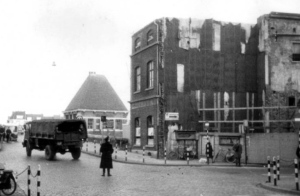M.Brugstraat 1962 - oprit Servaasbrug