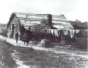 Steen en stro 1890 vermoed. a.d. Bosscherweg