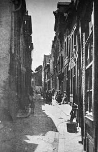 Stokstraat ±1930
