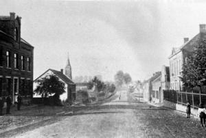 Tongerseweg rond 1910