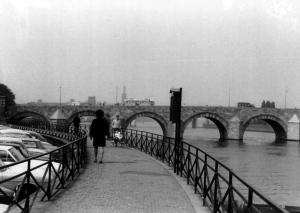 Wèlke 1967-68 - met Servaasbrug