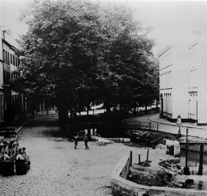 Grote Looierstraat met jeker 2 1899
