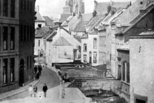 Kleine Looierstraat anno 1895