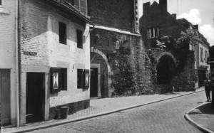 Looiersgracht-Ezelmarkt 1960