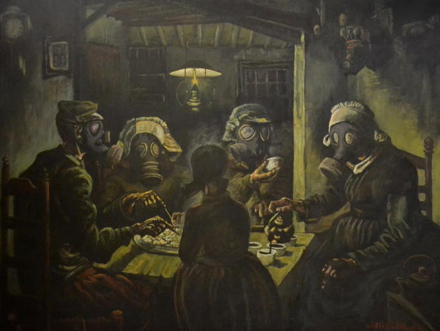 The Potato Eaters 2 Willis Wilburn